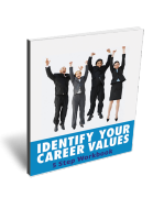 Career Values Identification Workbook Page 1