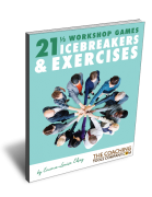 Workshop Icebreakers Activities Exercises Page