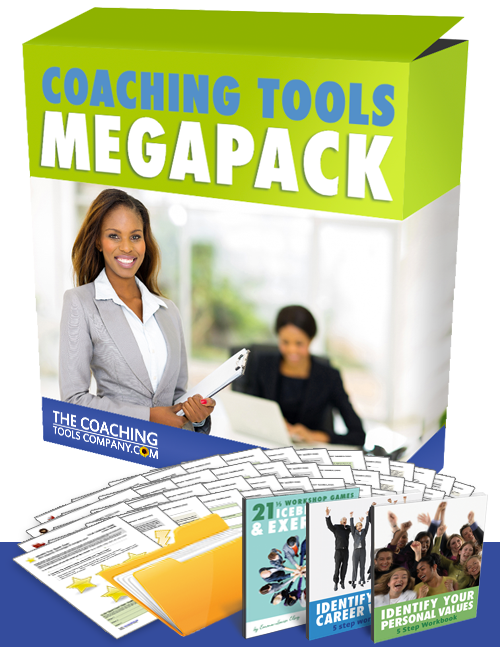 Get all the life and career coaching tools you need, neatly organized into their relevant toolkits - at our best value price!