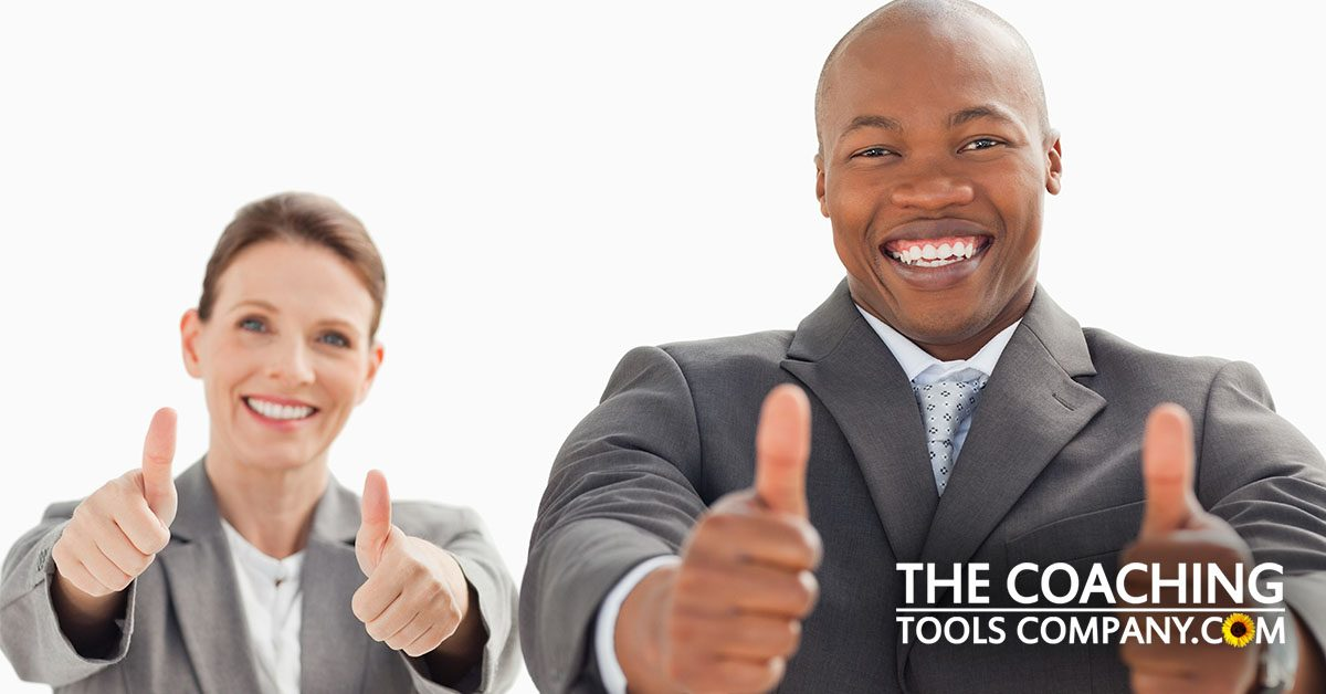 How to measure progress towards goals - Happy Clients Thumbs up