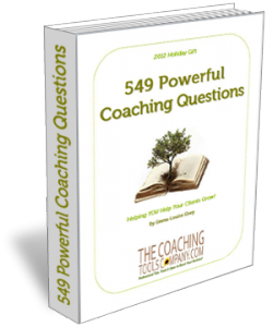 Coaching Questions eBook Image