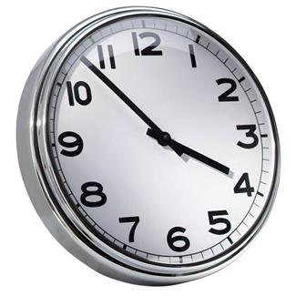 time management forms and templates image - clock ticking
