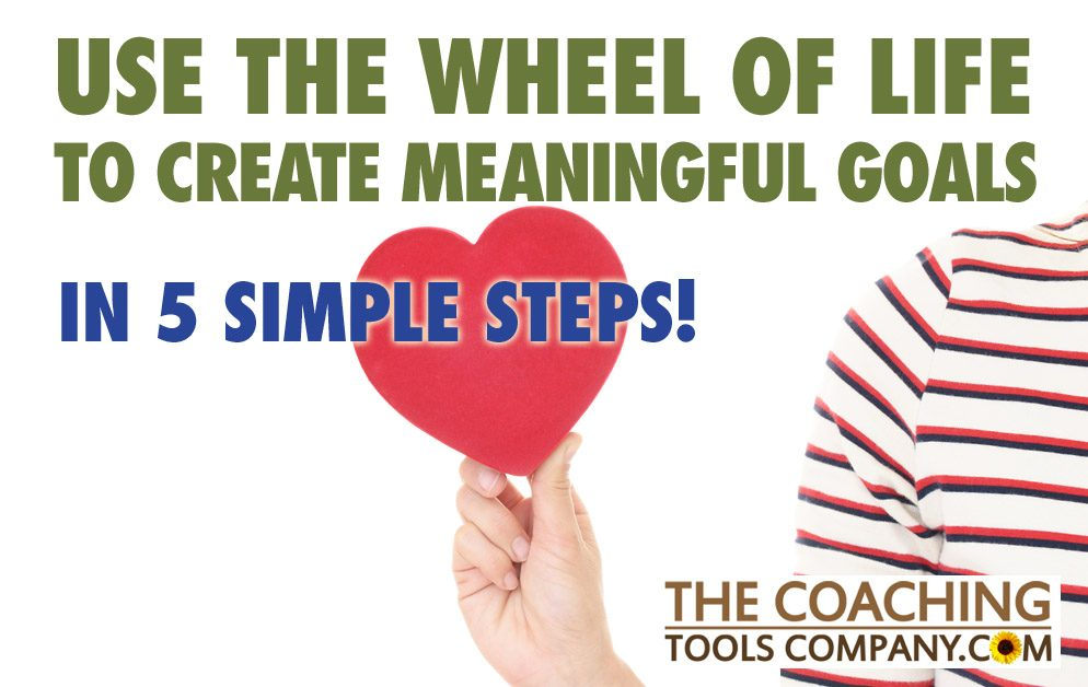 EXERCISE: How to Use the Wheel of Life Template to Create MEANINGFUL Goals! (UPDATED)