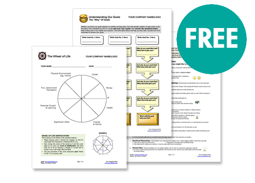 Free Coaching Tools, Free Coaching Exercises, Forms, Templates And  Worksheets  Free Forms Templates