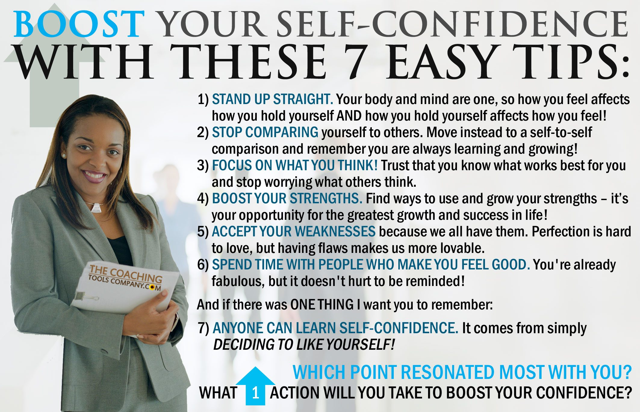 Boost Your Self-Confidence with These 7 Easy Tips ...
