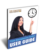 Time Management Toolkit User Guide Image in 3D