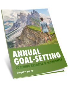 Annual Goal-Setting Worksheet