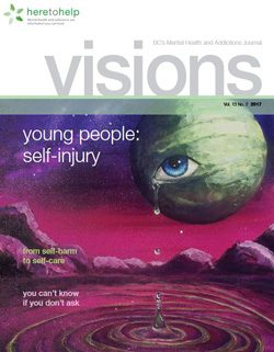 Visions Magazine from the Canadian Mental Health Organization