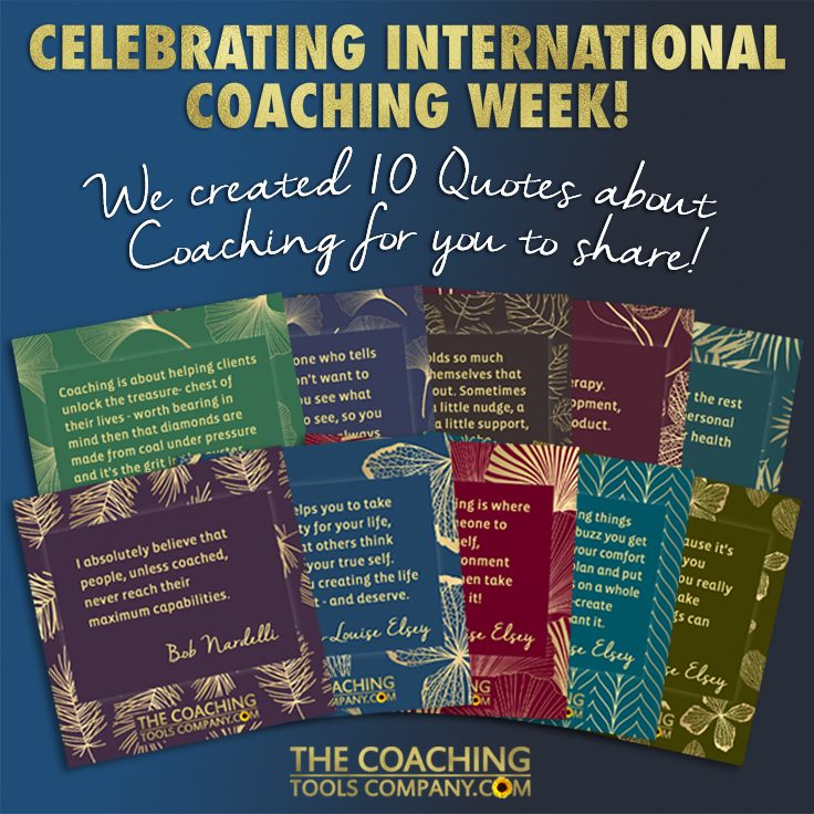 10 Coaching Quotes (quotes about coaching) fanned out