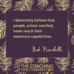 Coaching Quotes Image - Bob Nardelli