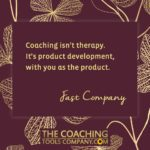 Coaching Quotes Image - Fast Company