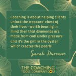Coaching Quotes Image - Sarah Durrant