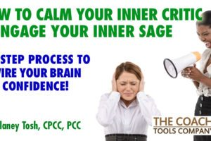 How to Calm Your Inner Critic