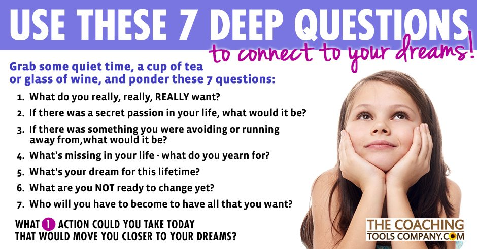 UPDATED* Use These 7 Deep Coaching Questions to Connect to