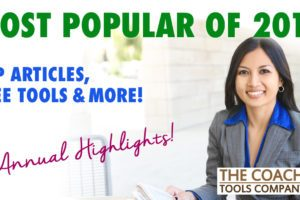 The Coaching Tools Company Most Popular 2018 with Coach reading papers