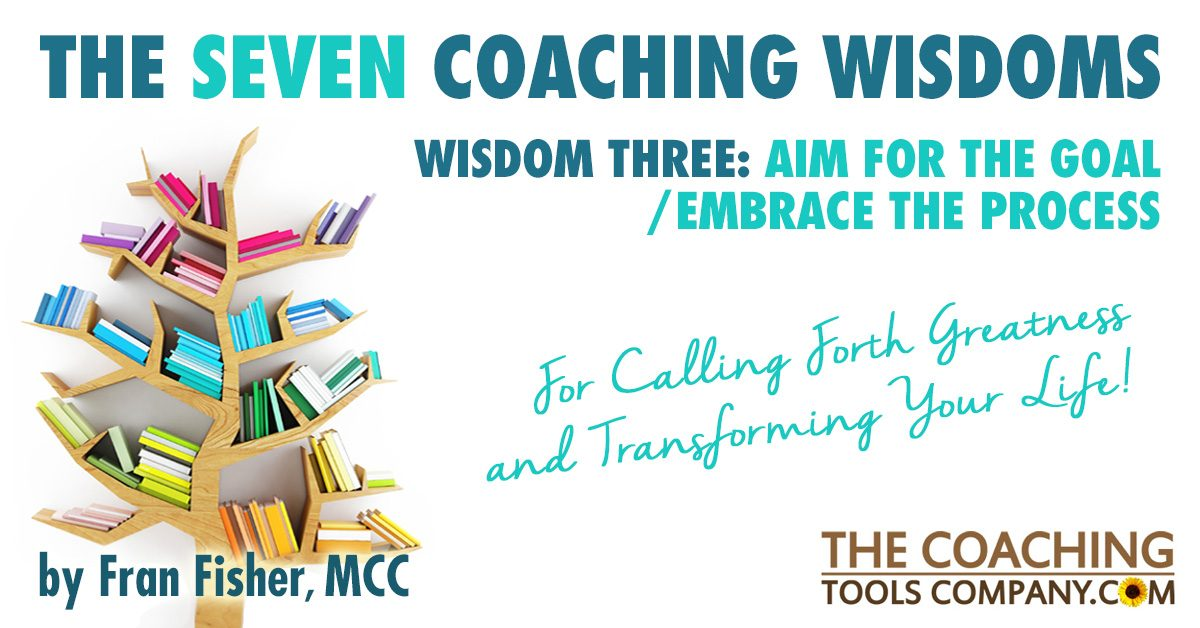 Wooden Tree as Bookshelf for Coaching Wisdoms