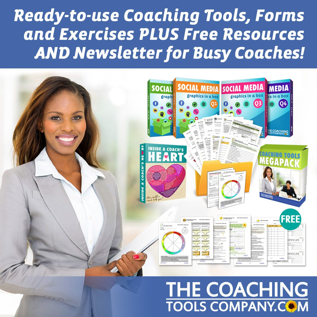 Blog for Coaches: Coaching Skills, Tips & More from The Coaching Tools Company.com