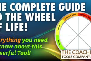 Complete Guide Wheel of Life Tool For Coaches