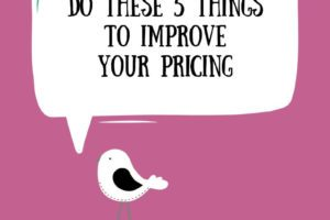 Title image for pricing your coaching