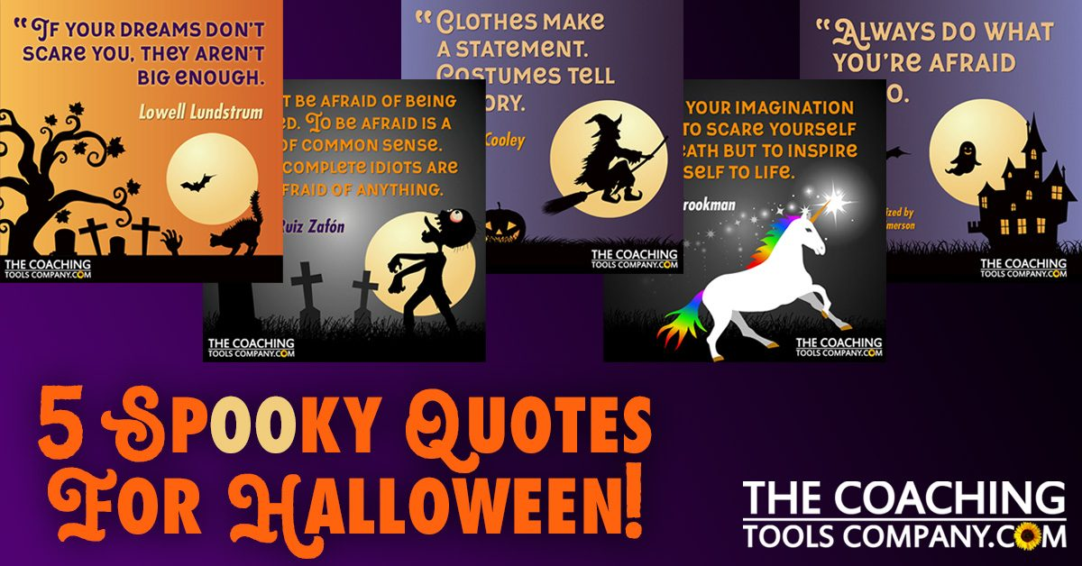 See the 5 Spooky Halloween Quotes