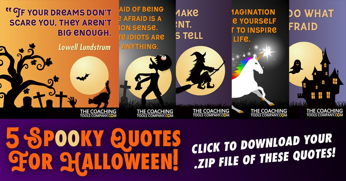 Image of the 5 Spooky Quotes for Halloween