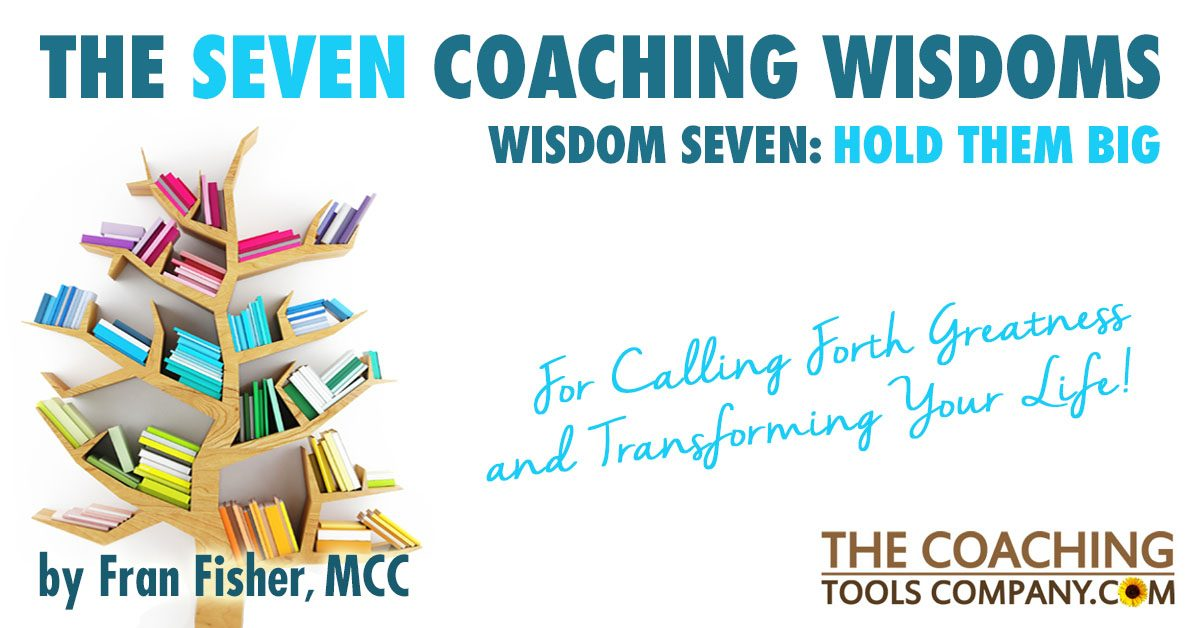 Coaching Wisdom 7 - Tree of Books