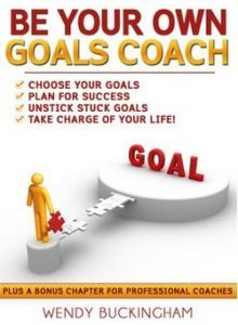 Be your own goals coach Book Image