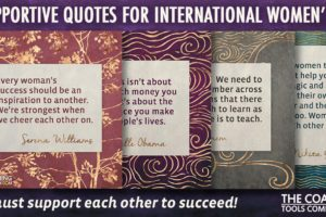 Supportive and Inspirational Quotes for International Women's Day