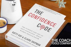 The Confidence Code Book Review - Book on Desk with Coffee
