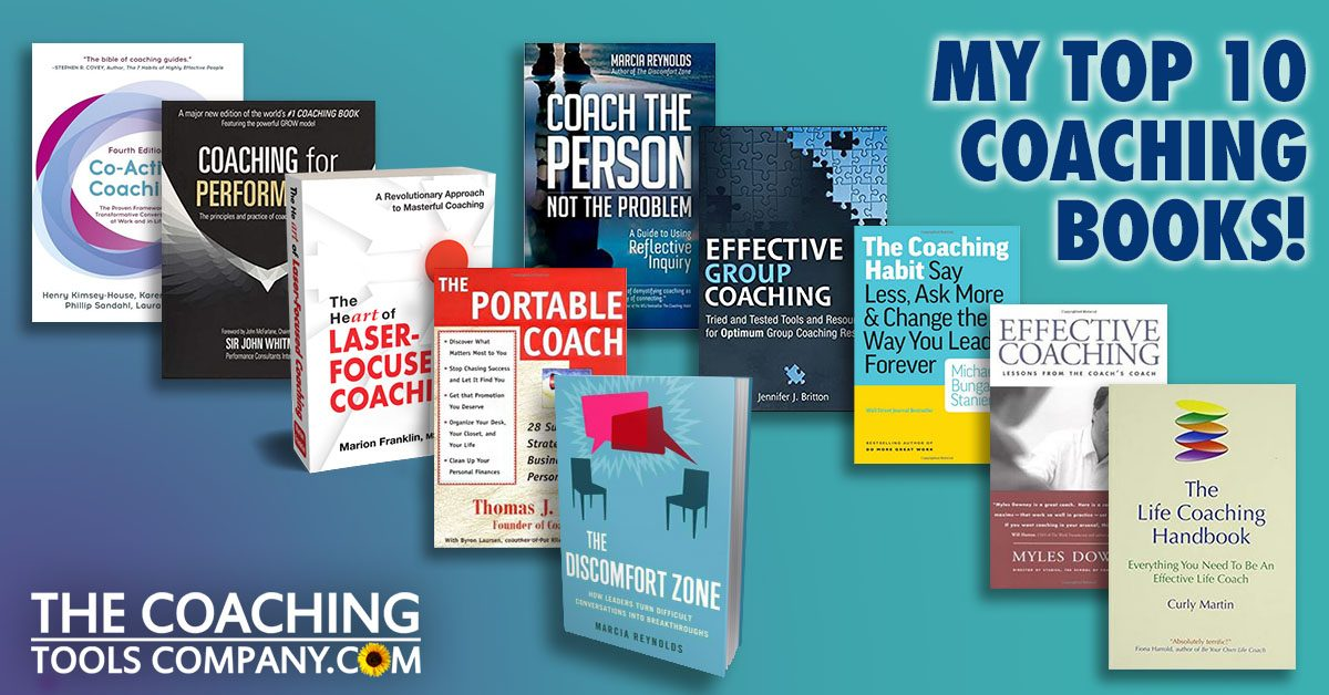Best Coaching Books Featured Image with 10 Books