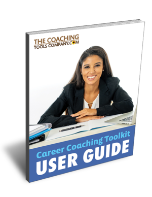 Career Coaching Toolkit 3D User Guide Image