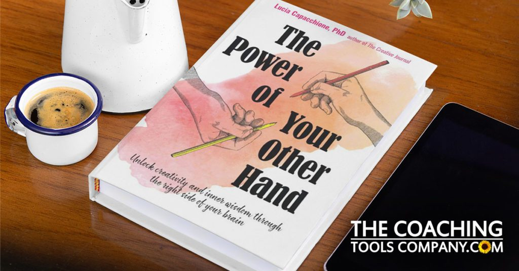 The Power of Your Other Hand Book on Desk