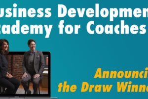 Business Development Academy For Coaches
