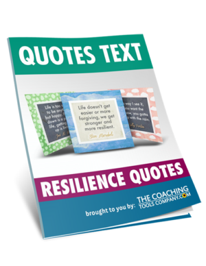 Resilience Quotes Text