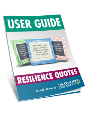 Resilience Quotes User Guide