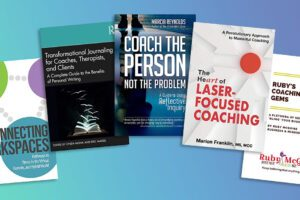 5 Books about Coaching by Coaching Tools Guest Authors